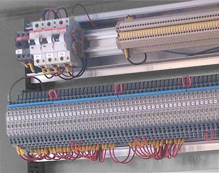 DNprofil example 1-9